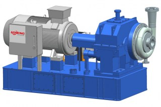 pipeline-pressurize-turbo-compressor